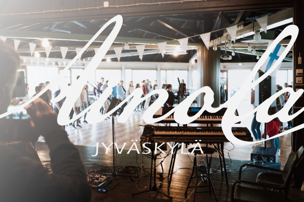 Tervetuloa Jyväskylän Ainolaan